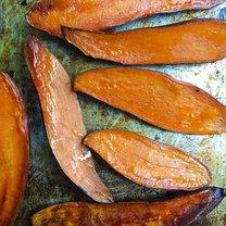 Karmelizowane bataty