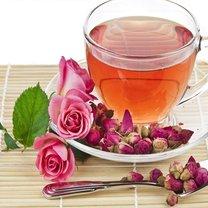 herbatka z róży