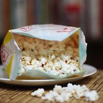 popcorn z mikrofalówki