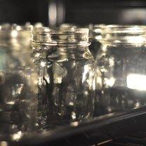 sterylizacja słoików
