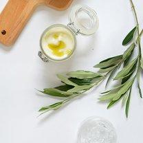 Naturalny balsam łagodzący po opalaniu