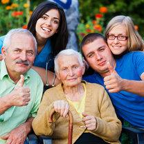 opieka nad starsza osoba