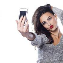 robienie selfie