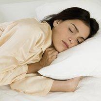 chudnięcie podczas snu