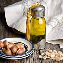 olejek arganowy na paznokcie