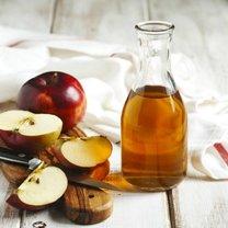 ocet jabłkowy ukąszenia pcheł