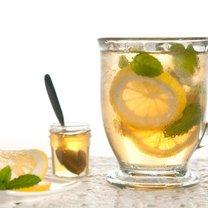 lemoniada z zielonej herbaty
