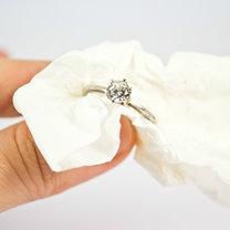 czyszczenie pierścieni