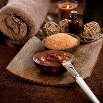 Domowe miętowo-czekoladowe masło do masażu