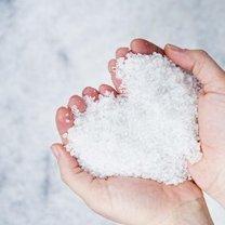 Kąpiel uspokajająca i łagodząca i bóle stawów z solą Epsom