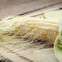 jedwab kukurydziany