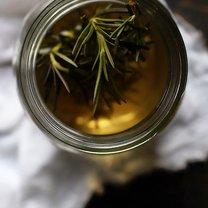 herbatka z rozmarynu