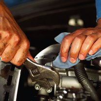 mecaniczne naprawy