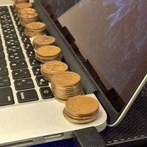 laptop nagrzewa się