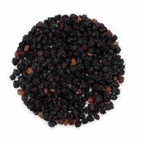 suszone jagody czarnego bzu