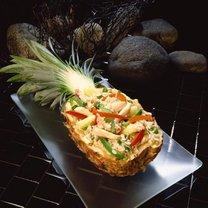 ananas łodź