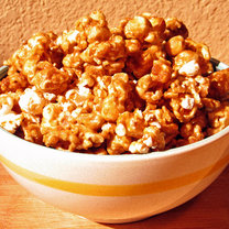 Jak zrobić domowy popcorn karmelowy krok 2