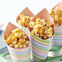 Jak zrobić domowy popcorn karmelowy
