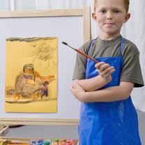 malowanie dzieci