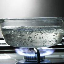 woda gotowanie