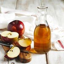 ocet jabłkowy pleśniawki