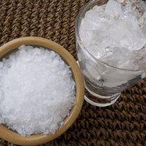 sól z lodem chłodzenie