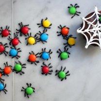 babeczki na halloween