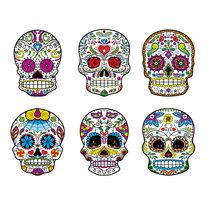szablony czaszki