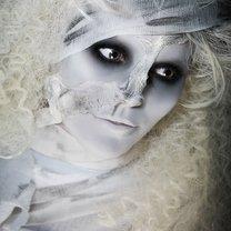 makijaz na halloween