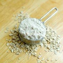 Jak zrobić domową mąkę owsianą krok 2