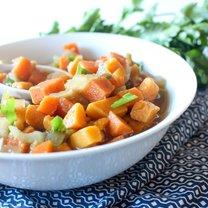 gulasz z ziemniaków