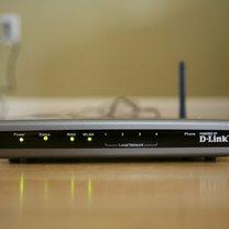 router wifi sygnał