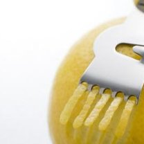 jak pozyskać skórkę z cytryny