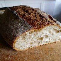 odświeżanie starego chleba