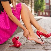 czy buty są zdrowe