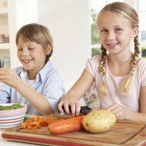 obieranie warzyw
