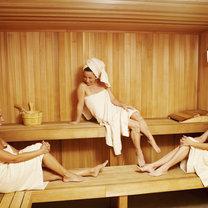sauna korzystanie