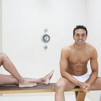 sauna kondycja