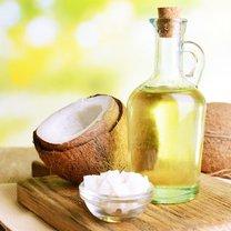 olej kokosowy opalanie