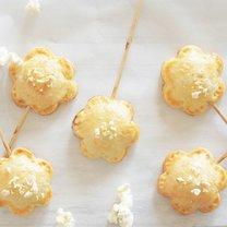 ciasteczka kwiaty