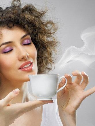 Poranne picie kawy