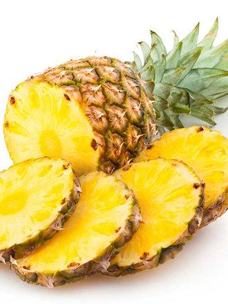 Ananas na przeziębienie