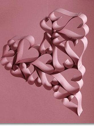 Rękodzieło Na Walentynki Jak Zrobić Walentynkowe Serce Serc