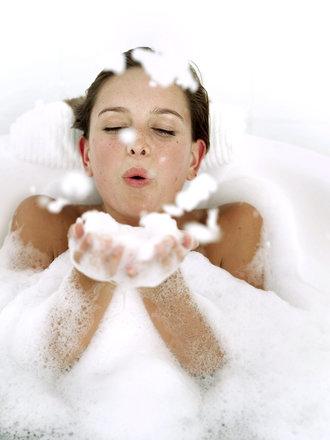 miodowy płyn do kąpieli