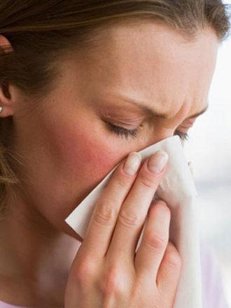 Domowy sposób na zatkany nos