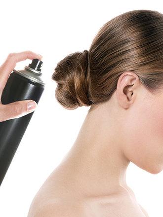 Jak zrobić domowy lakier do włosów