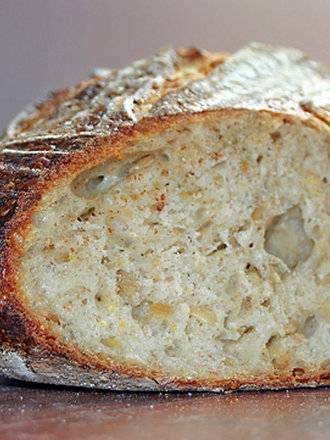 odświeżenie chleba