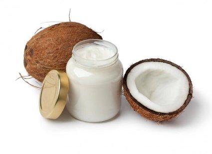 Olej kokosowy na hemoroidy