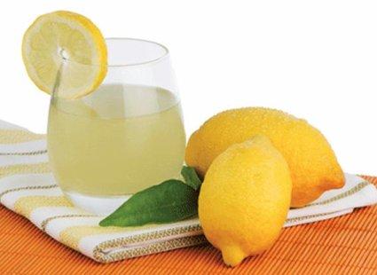 Sok z cytryny na zardzewienia