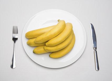 banany pieczone